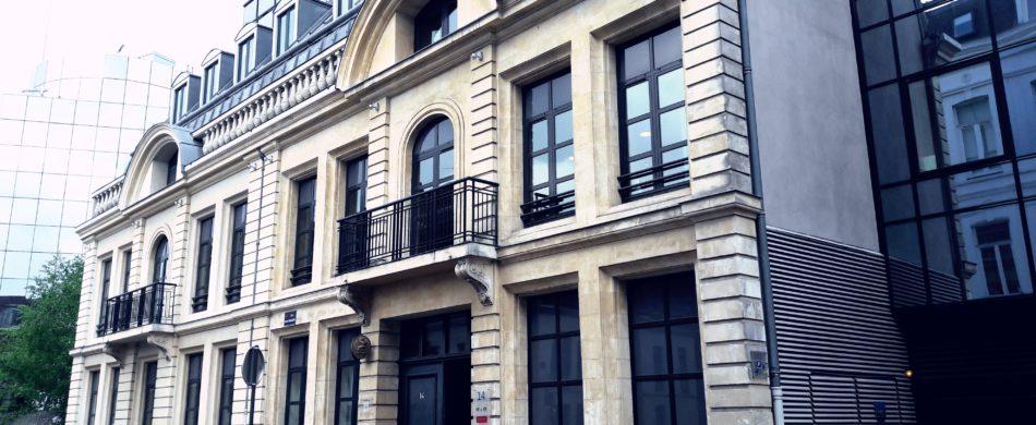 façade Vidailhet expertise